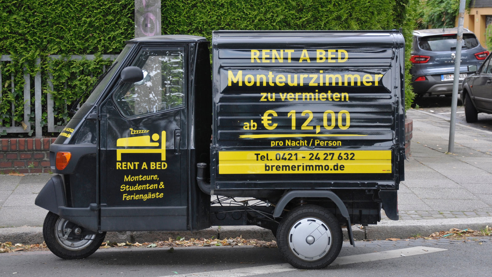 Rent a Bed Monteurzimmer in Bremen